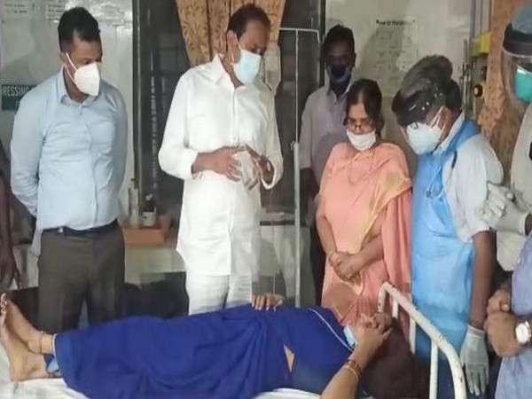 andhra pradesh mystery disease, andhra pradesh eluru patients hospitalised, andhra pradesh latest ne
