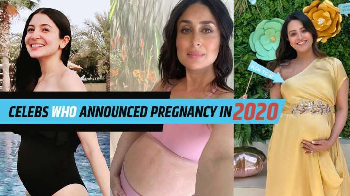 Year Ender 2020: Kareena, Anushka to Anita Hassanandani, celebs who became parents