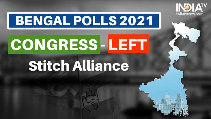 congress left alliance, west Bengal assembly elections 2021, adhir ranjan Chowdhury,