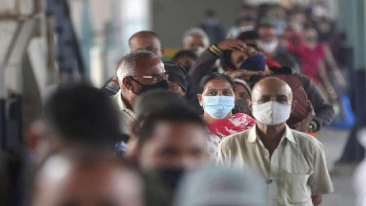 Coronavirus peak india, covid19, vaccine