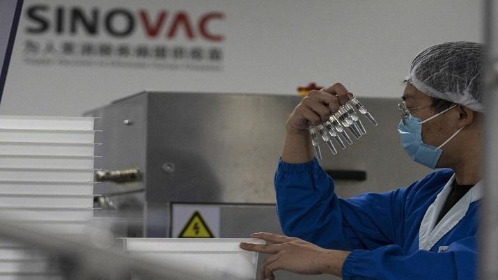 TV India - Vaksin Cina siap untuk mengisi kekosongan, tetapi apakah akan berhasil?