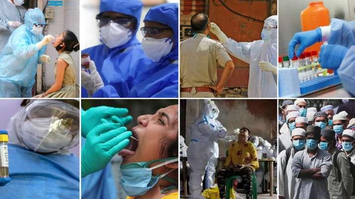india coronavirus tally