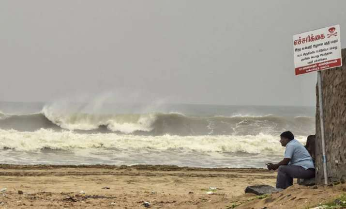 Cyclone alert! After Nivar, another strom to hit Tamil Nadu on Dec 4