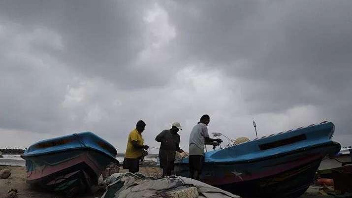 India Tv - Cyclone Burevi