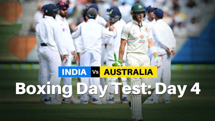 Ind Vs Aus 2nd Test Highlights India Beat Australia At Mcg To Level Series 1 1 Cricket News India Tv