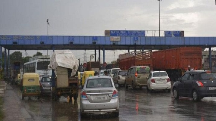 Delhi: No entry of commercial vehicles without RFID tags from Jan 1   India News – India TV