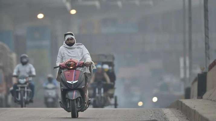 Delhi records season's lowest minimum temperature at 3.9 degrees Celsius