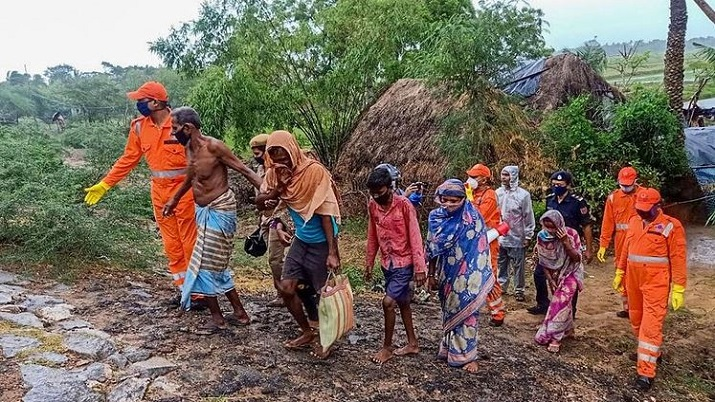 Over 4.5 crore people in India will be forced to migrate from homes by 2050 due to climate disasters