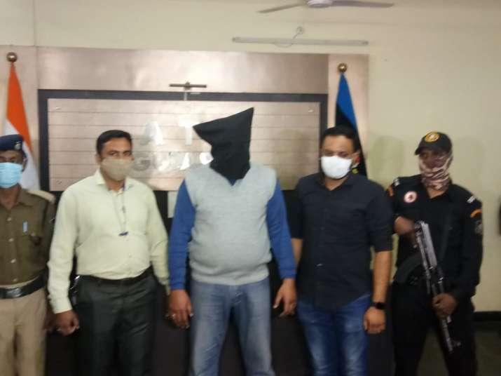 Dawood aide arrested, dawood ibrahim aide arrested, abdul majeed kutty, dawood ibrahim aide, jharkha