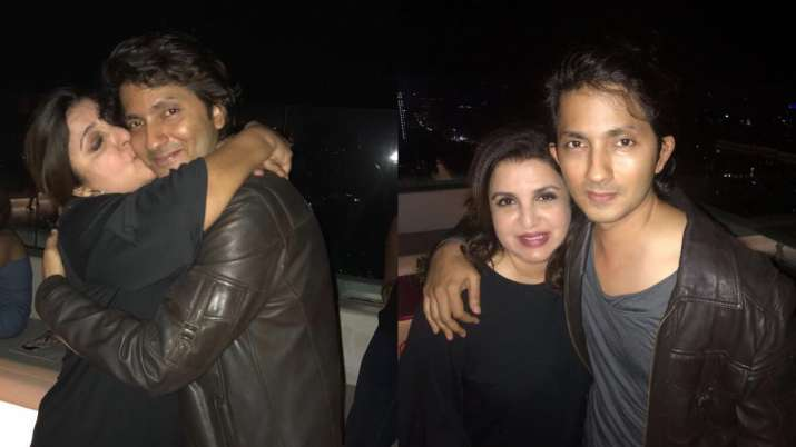 Farah Khan compliments Shirish Kunder on 16th wedding anniversary: You're younger, prettier and funn