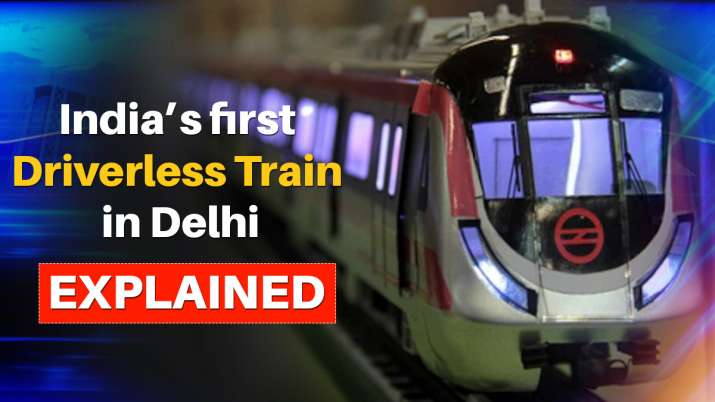 India's first driverless train in Delhi: All you need to know