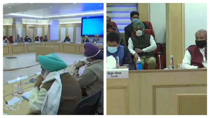 LIVE: Farmers turn down govt's proposal of forming