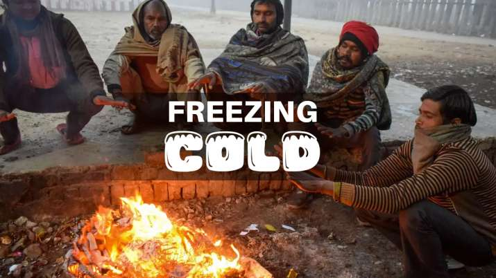 North India shivers! Don't expect respite from bone-chilling cold for a week