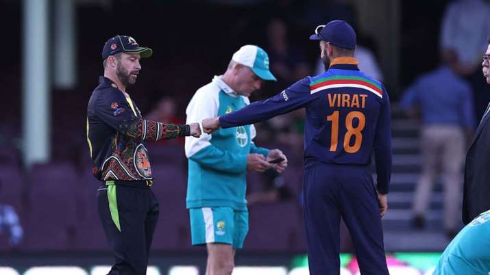 Live Cricket Score India vs Australia 2nd T20I: Follow ball-by-ball updates from IND vs AUS 2nd T20I