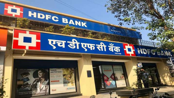 HDFC Bank shares fall over 2%