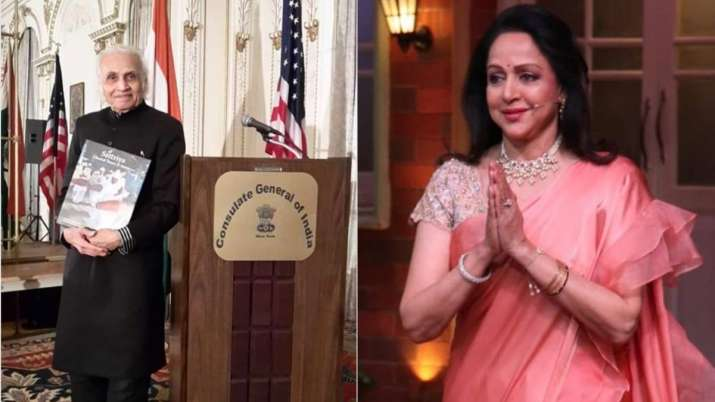 Dance historian Sunil Kothari dies of cardiac arrest; Hema Malini remembers him as 'eminent dance cr