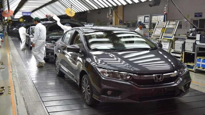 Honda India, Honda Civic, Honda CR-V, Honda greater noida factory news