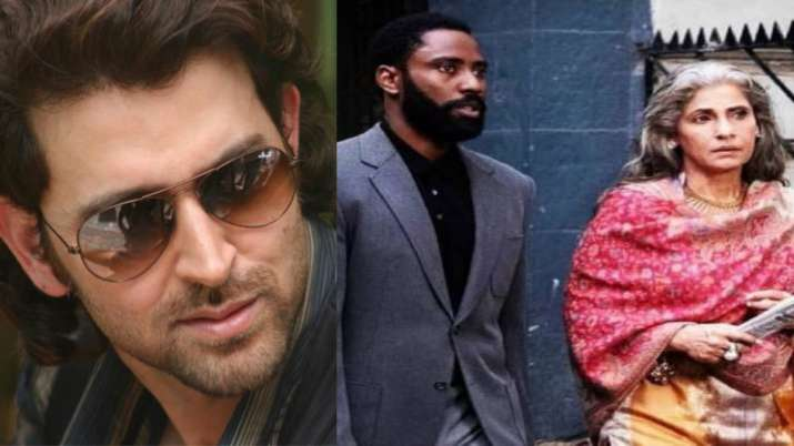 Hrithik Roshan's shout out to Dimple Kapadia in Tenet: Just brilliant!
