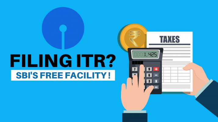 itr filing, income tax returns filing, itr filing sbi free facility, itr returns, income tax returns