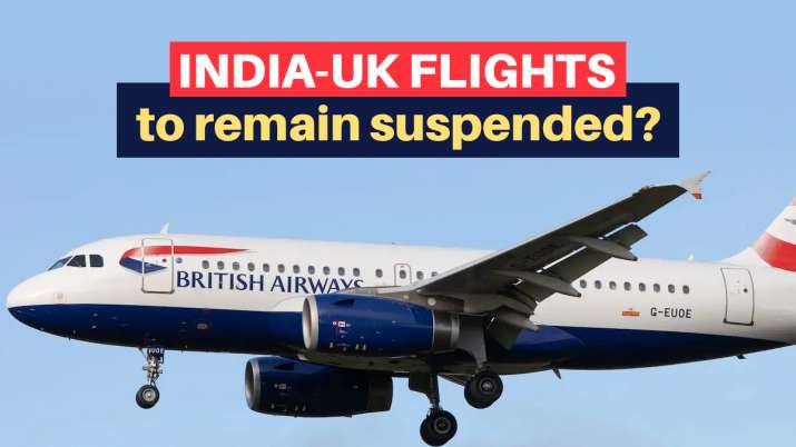 Will India-UK flights remain suspended beyond December 31?