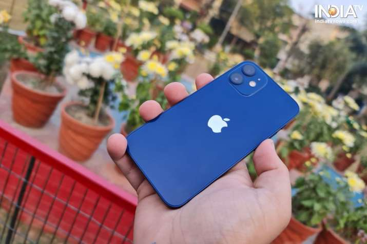iPhone 12 Mini is available in five colours, just like the