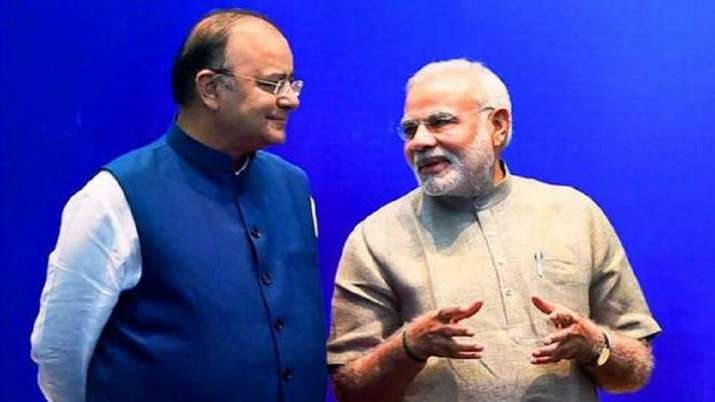 PM Modi, other top BJP leaders pay tributes to Jaitley