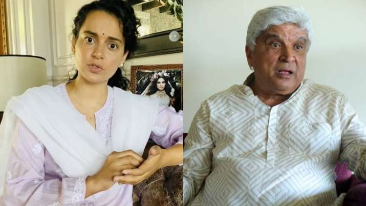 Javed Akhtar submits statement in defamation plaint against Kangana Ranaut