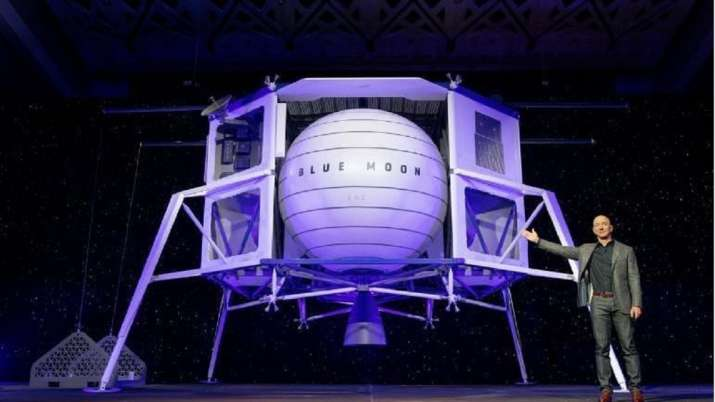 Jeff Bezos's Blue Origin looks to make history, to send first woman to moon | All you need to know
