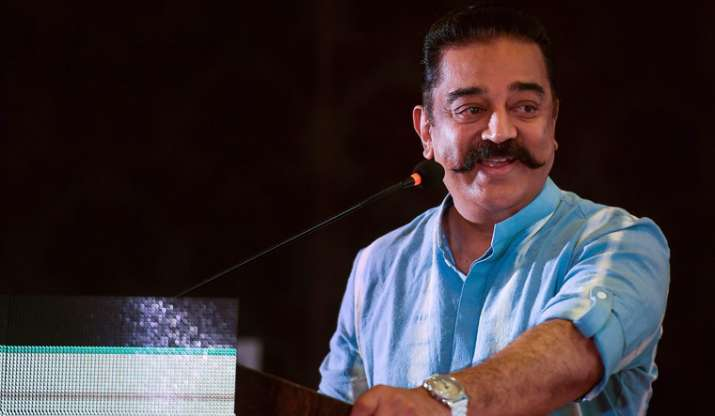 'Will not go with the kazhagams': Kamal Haasan rules out alliance with AIADMK, DMK for Tamil Nadu po