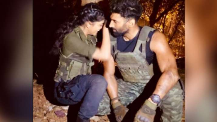 Aditya Roy Kapur & Sanjana Sanghi wrap first schedule of 'Om: The Battle Within'