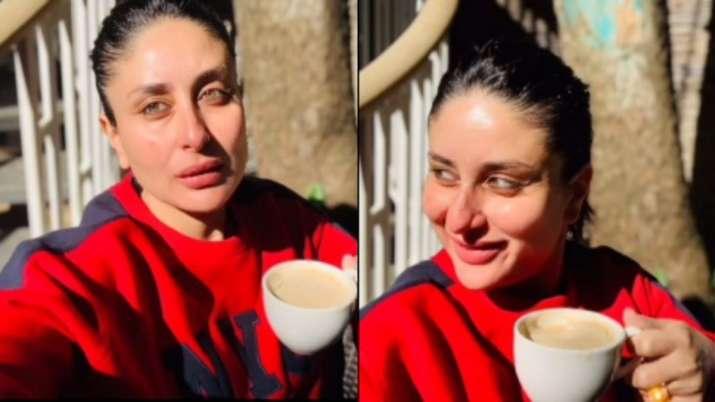 How mom-to-be Kareena Kapoor Khan's breakfast looks like? Watch her first Instagram reel