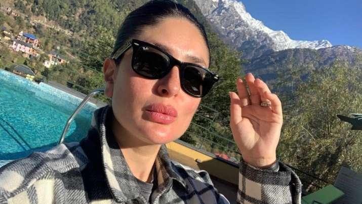 Kareena Kapoor bids goodbye to hills of Himachal as hubby Saif Ali Khan wraps up 'Bhoot Police' shoo