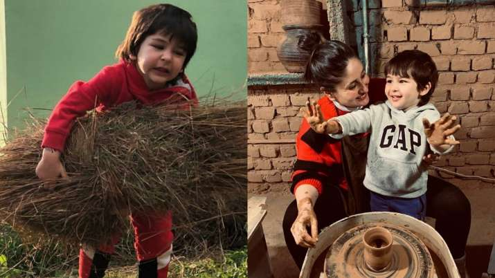 Kareena Kapoor shares adorable post on Taimur's 4th birthday: Chase your dreams and keep your chin u