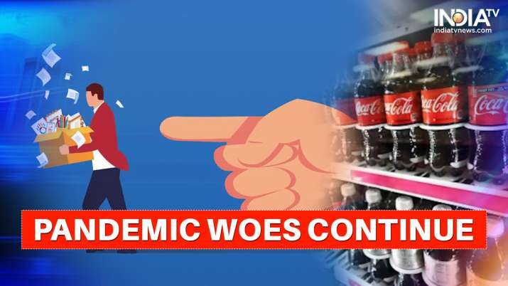 Coca-Cola laying off 2,200 workers as it pares brands