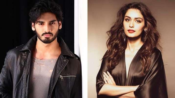 New Year 2021: From Ahan Shetty to Manushi Chhillar, Bollywood debutants joining class of 2021