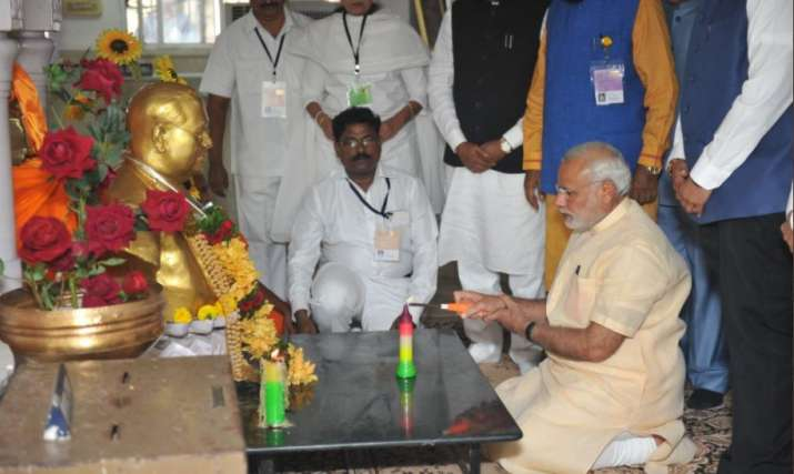 PM Modi, Shah pay tribute to BR Ambedkar on his death anniversary, says govt committed to fulfilling