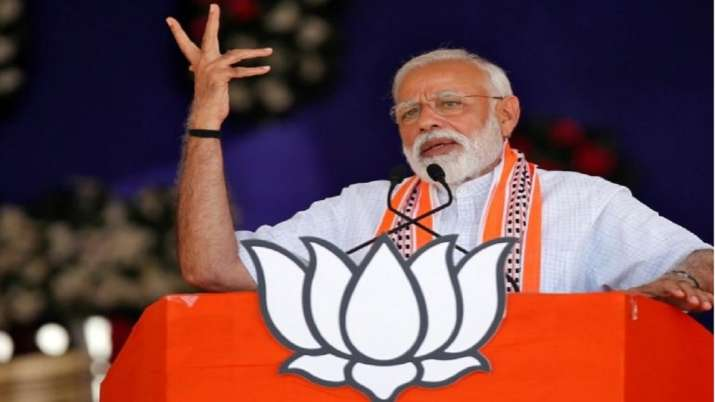 PM Modi 'most acceptable leader' for majority of people from minority communities: Naqvi