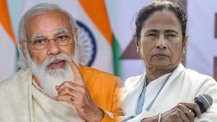 PM Modi address Mamata Banerjee ideology destroyed West Bengal actions  against farmers hurt me | India News – India TV