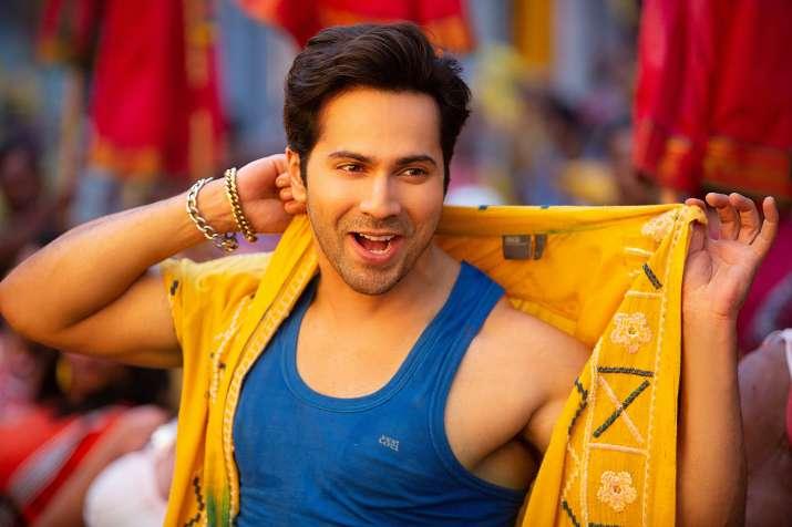 India Tv - Varun Dhawan in 'Mummy Kassam' song