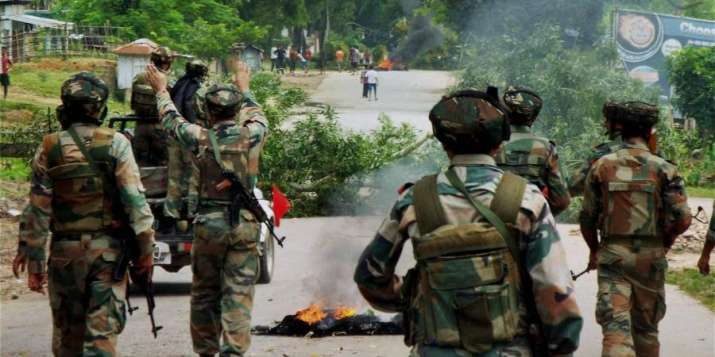 Nagaland disturbed area, Nagaland AFSPA, Nagaland News latest, AFSPA, Nagaland declared disturbed ar