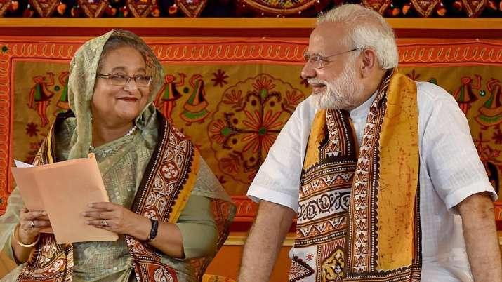 PM Modi, Sheikh Hasina to virtually re-launch India-Bangladesh cross-border rail route after 55 year