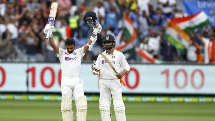 AUS vs IND | Ajinkya Rahane emulates Sachin Tendulkar's 1999 feat at MCG - In numbers | Cricket News – India TV