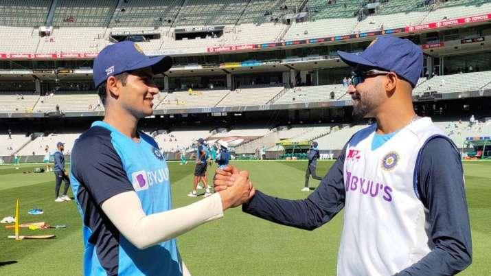 AUS vs IND, 2nd Test   Debutants Shubman Gill, Mohammed Siraj showed  character: Ajinkya Rahane   Cricket News – India TV
