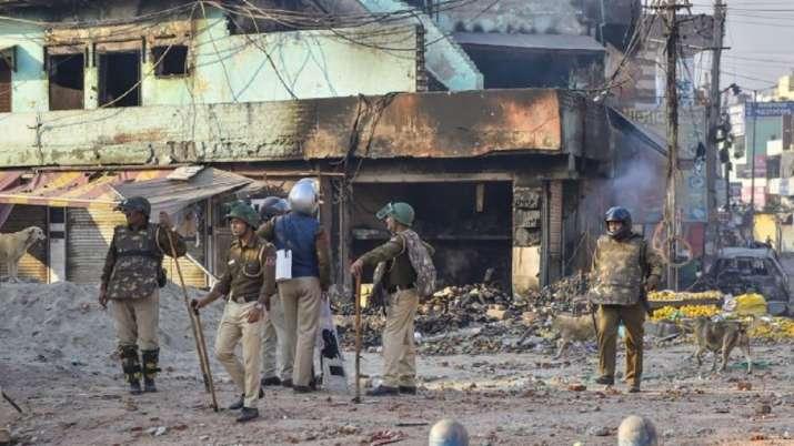 delhi riots, delhi riots chargesheet, delhi police, delhi riots case hearing