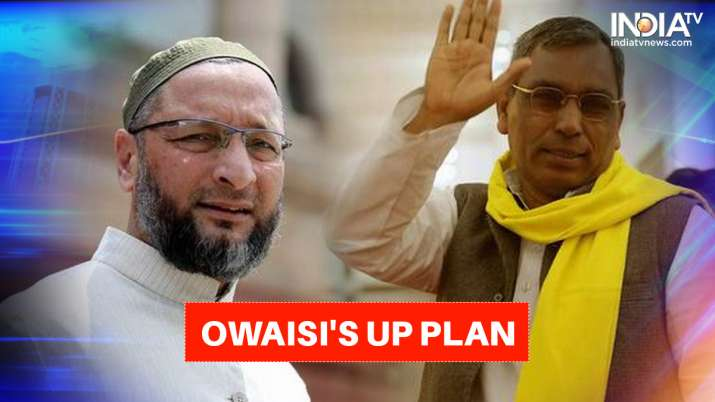 AIMIM to contest UP Assembly polls