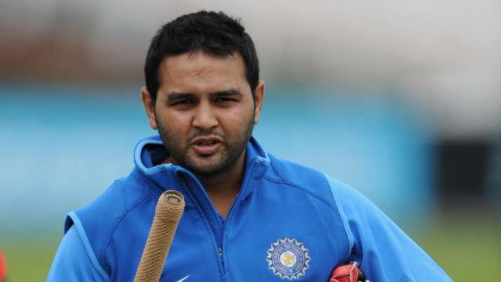 Wicketkeeper-batsman Parthiv Patel