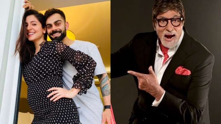 Big B's COVID19 tweet becomes most quoted, Anushka-Virat's pregnancy announcement turns most liked