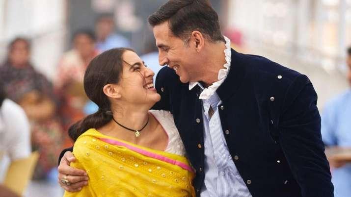 Akshay Kumar joins Sara Ali Khan for Atrangi Re shoot