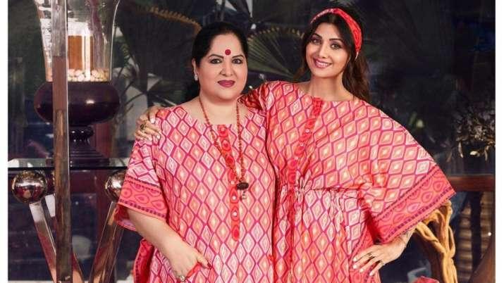Shilpa Shetty, Sunanda, Christmas