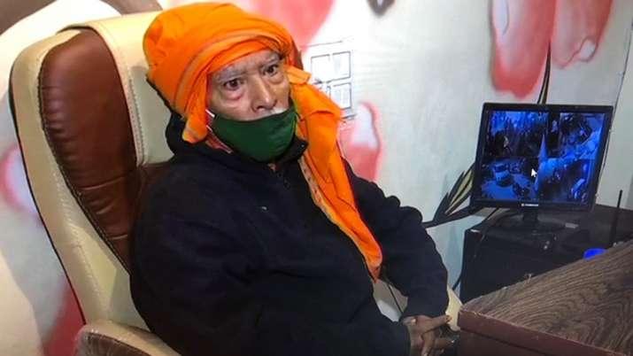 India Tv - Baba Ka Dhaba owner Kanta Prasad
